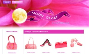 Moon Glam Theme