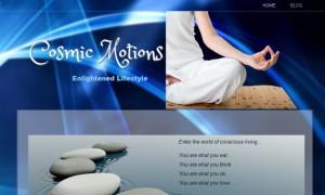 Cosmic Motions Theme