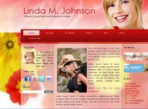 Linda Responsive Theme