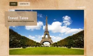Travel Tales Theme
